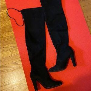 """Steve Madden Thigh High Boots (""""Gorgeous"""")"""
